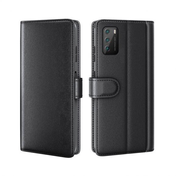 Housse Xiaomi Poco M3 Cuir Premium