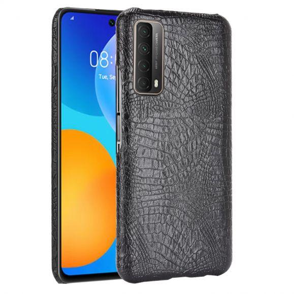 Coque Huawei P Smart 2021 effet peau de croco