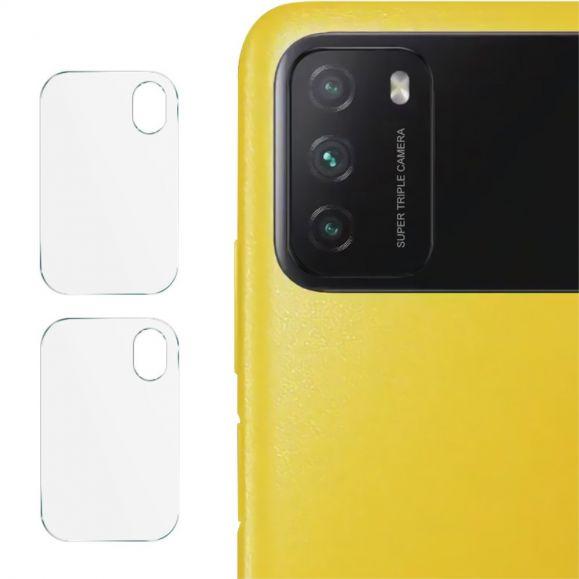 Verre Trempé pour lentille du Xiaomi Poco M3 (2 pièces)