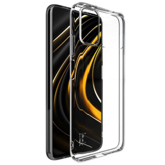 Coque Xiaomi Poco M3 IMAK Transparente Silicone