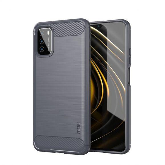 Coque Xiaomi Poco M3 MOFI Effet Brossé