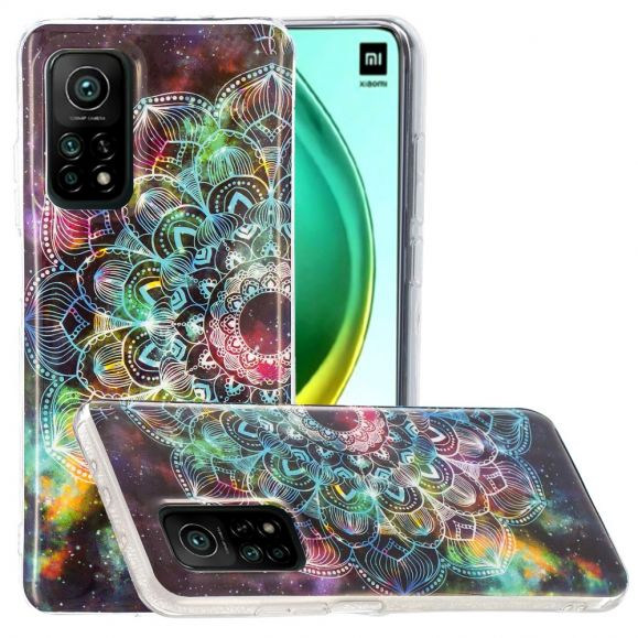 Coque Xiaomi Mi 10T / Mi 10T Pro Luminous Mandala Coloré