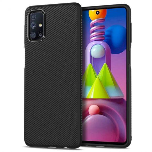 Coque Samsung Galaxy M51 Effet Strié