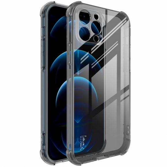 Coque iPhone 12 Pro Max Class Protect Transparent