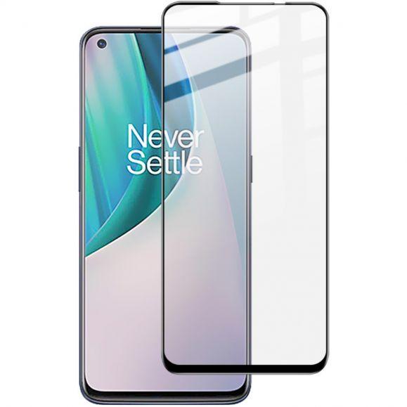 Protection d'écran OnePlus Nord N10 en verre trempé full size