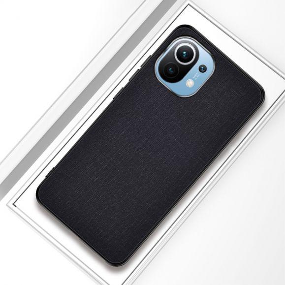 Coque Xiaomi Mi 11 effet tissu