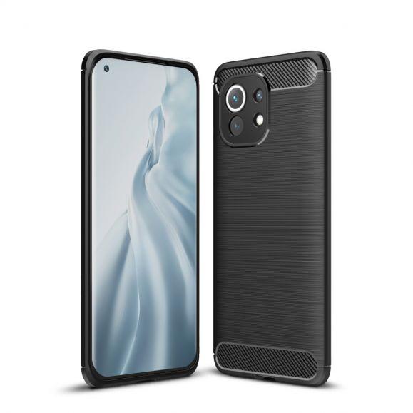 Coque Xiaomi Mi 11 Flexible Effet Brossé