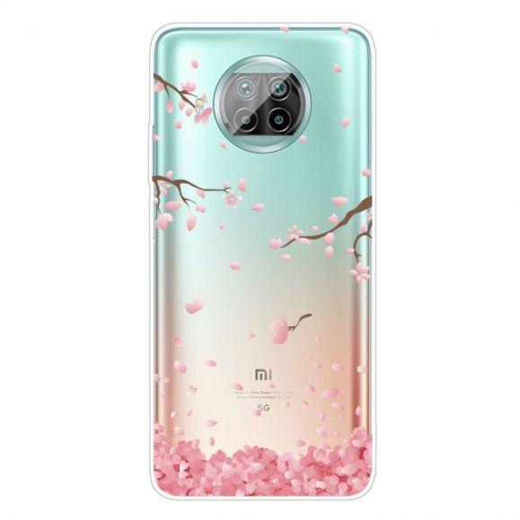 Coque Xiaomi Mi 10T Lite Pink Flower