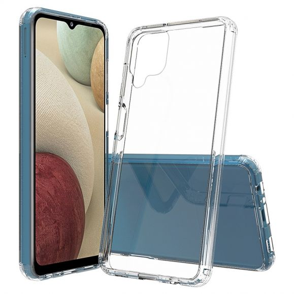 Protection Coque Samsung Galaxy A12 Transparente