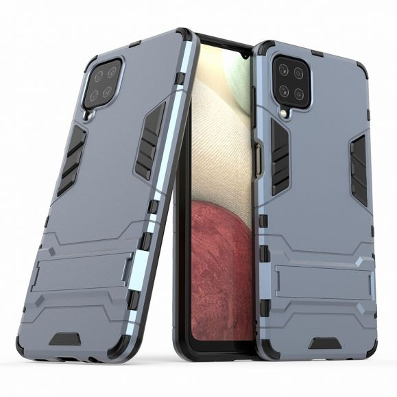 Coque Samsung Galaxy A12 Cool Guard avec support intégré
