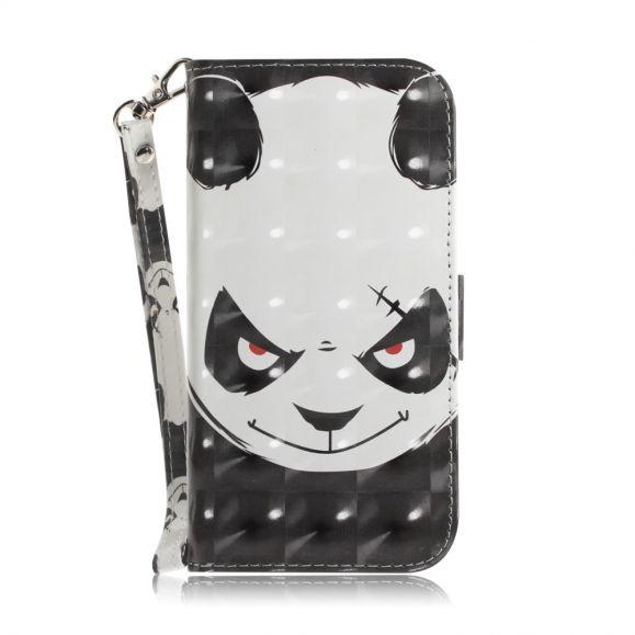Housse Samsung Galaxy A12 Panda maléfique