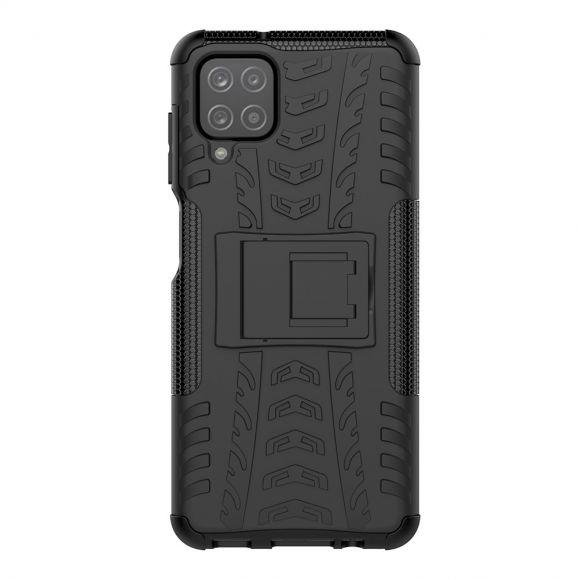 Coque Samsung Galaxy A12 antidérapante avec support intégré