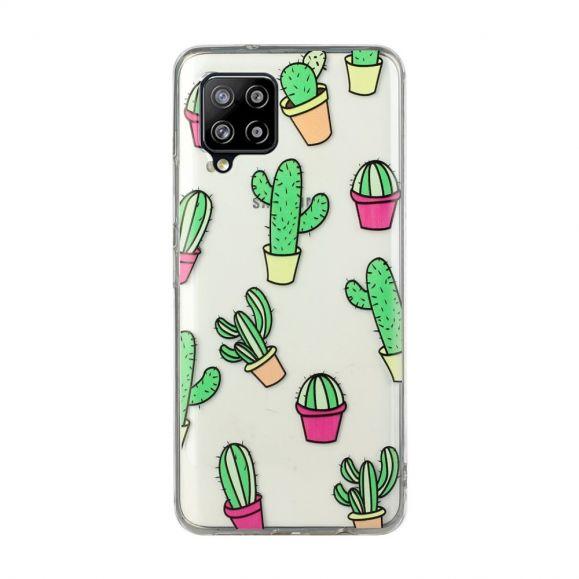 Coque Samsung Galaxy A12 Cactus