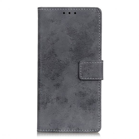 Housse Xiaomi Mi 11 Cyrius simili cuir vintage