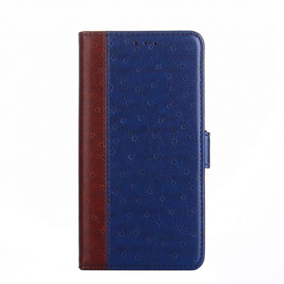 Étui folio Samsung Galaxy A42 Ulrich simili cuir