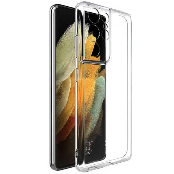 Coque Samsung Galaxy S21 Ultra IMAK Transparente Silicone