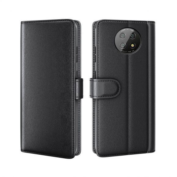 Housse Xiaomi Redmi Note 9T Cuir Premium