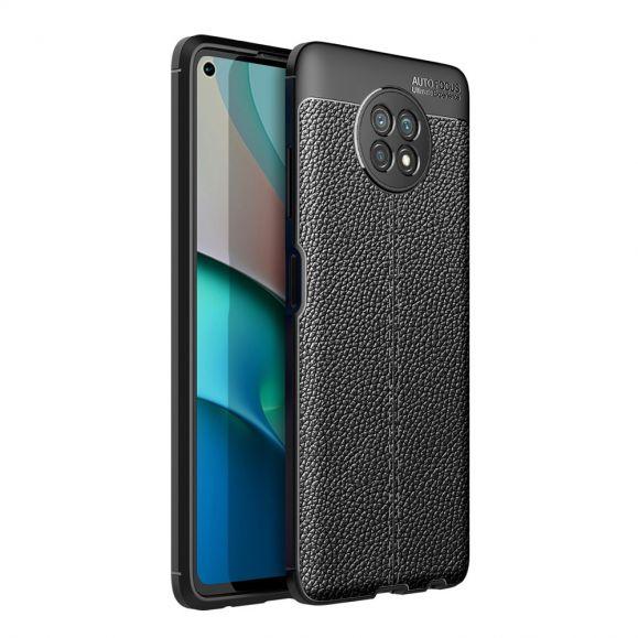 Coque Xiaomi Redmi Note 9T Flexible Finition Grainé