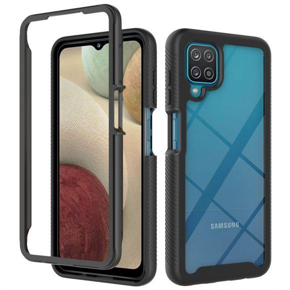 Coque Samsung Galaxy A12 Hybride Antichoc