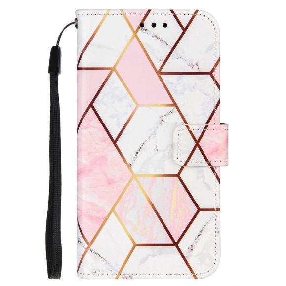 Housse OnePlus 9 Chic Geometry