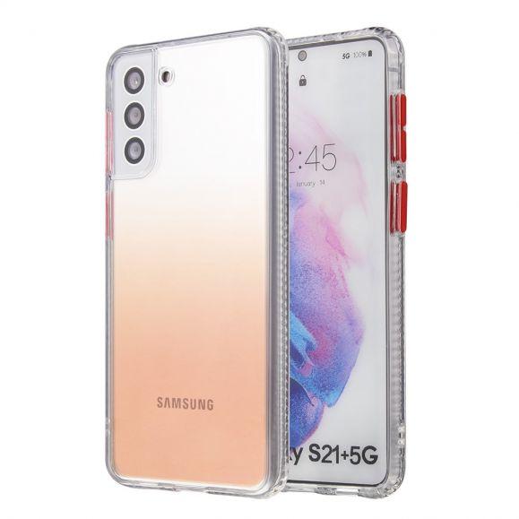 Coque Samsung Galaxy S21 Plus 5G Transparent Dégradé