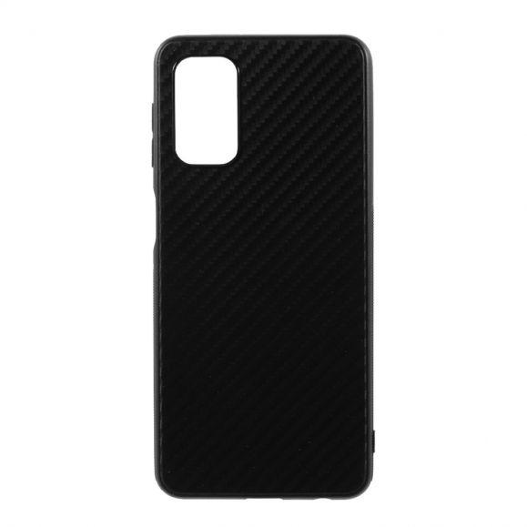 Coque Samsung Galaxy A32 5G revêtement fibre de carbone