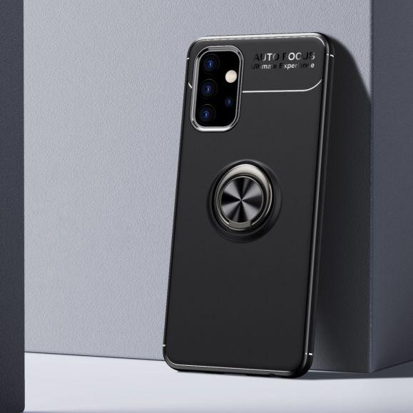 Coque Samsung Galaxy A32 5G avec bague métallique rotative