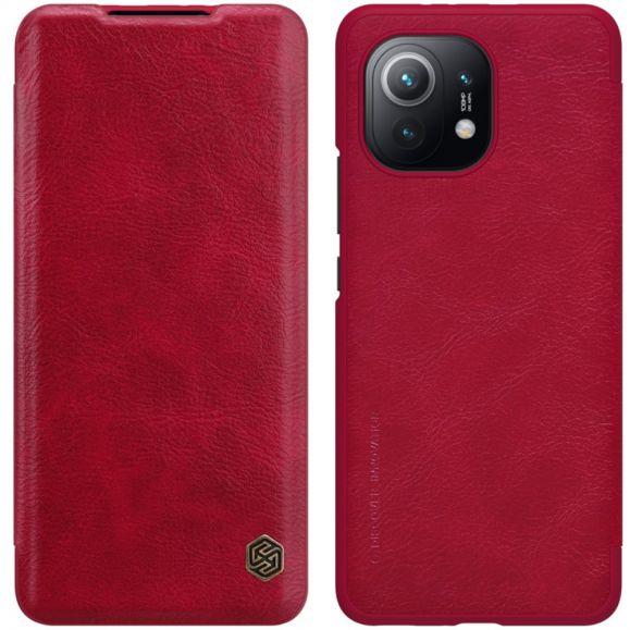 Housse Xiaomi Mi 11 Qin Series Effet Cuir