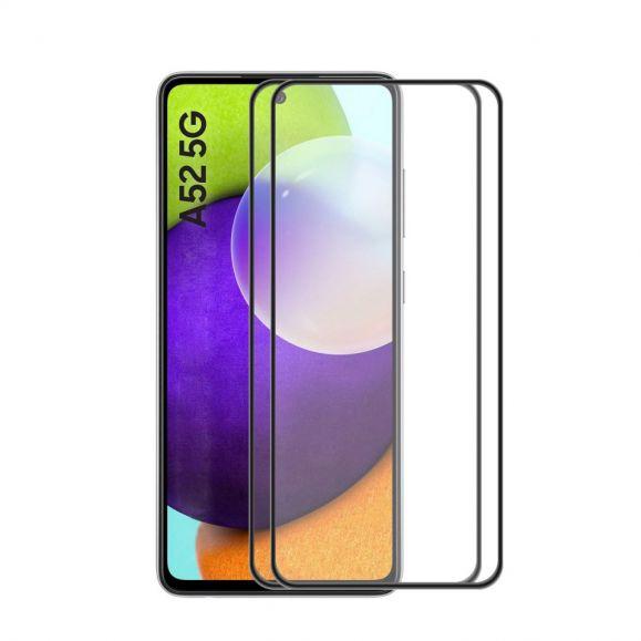 Protections d'écran Samsung Galaxy A52s 5G / A52 5G / A52 4G en verre trempé Full Size (2 pièces)