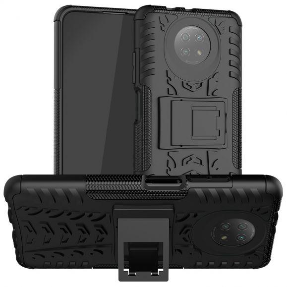 Coque Xiaomi Redmi Note 9T antidérapante avec support intégré