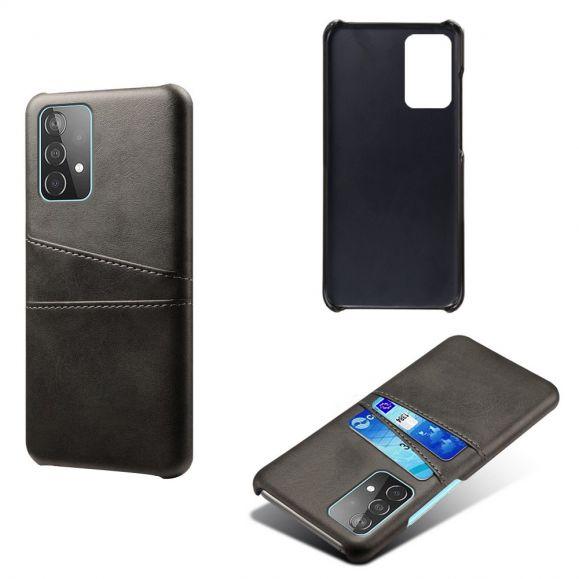 Coque Samsung Galaxy A72 5G / A72 4G Mélodie Effet Cuir Porte Cartes