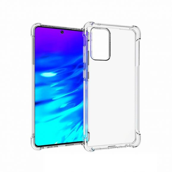 Coque Samsung Galaxy A72 4G / A72 5G transparente antichoc