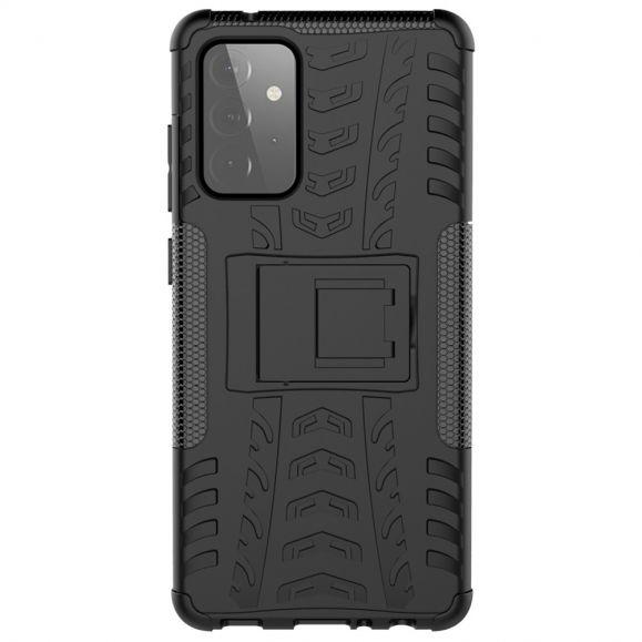 Coque Samsung Galaxy A72 5G / A72 4G antidérapante avec support intégré