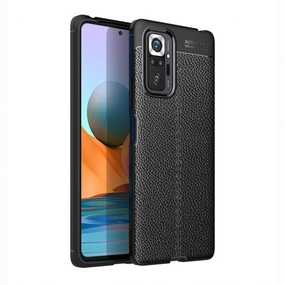 Coque Xiaomi Redmi Note 10 Pro Flexible Finition Grainé