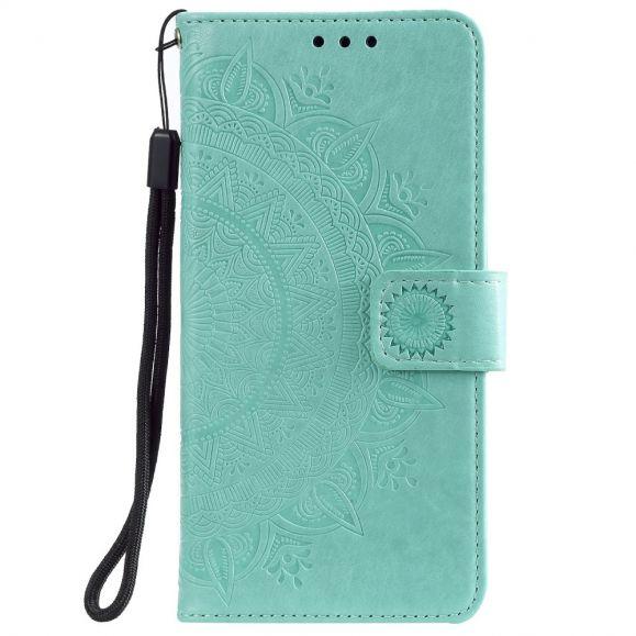 Housse Samsung Galaxy A72 5G / 4G Mandala Soleil