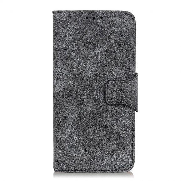 Étui Samsung Galaxy A72 5G / A72 4G Edouard simili cuir vintage