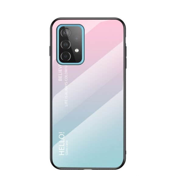 Coque Samsung Galaxy A52 5G dégradé de couleurs