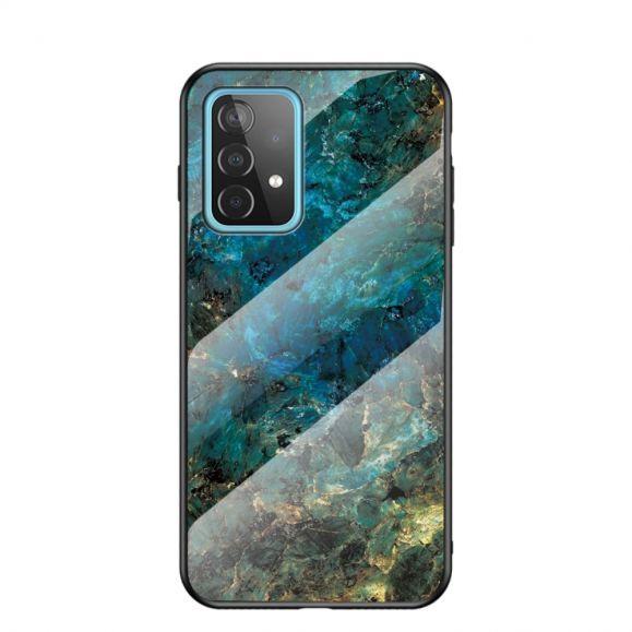 Coque Samsung Galaxy A52 5G / A52 4G Marbre Océane