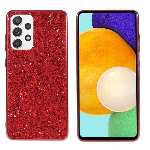 Coque Samsung Galaxy A52 5G / 4G Paillettes Glamour
