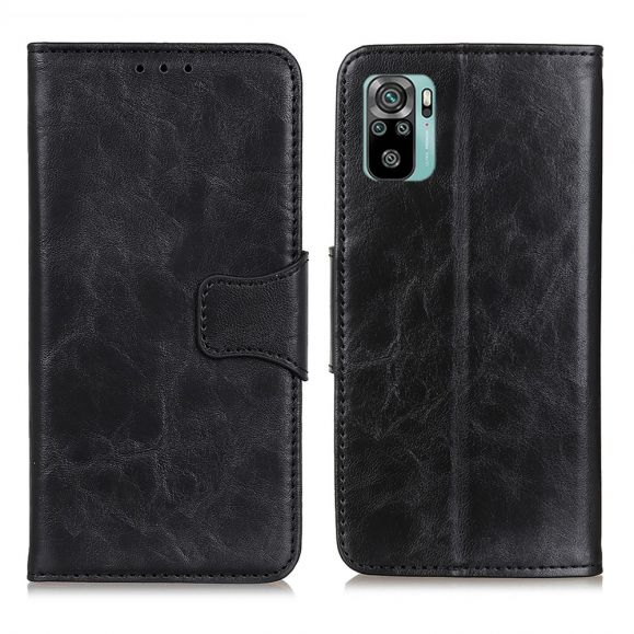 Étui Xiaomi Redmi Note 10 / Note 10S Edouard simili cuir