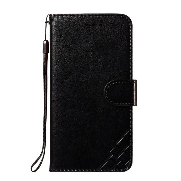 Housse Xiaomi Redmi Note 10 / Note 10S REBEKA Effet Cuir