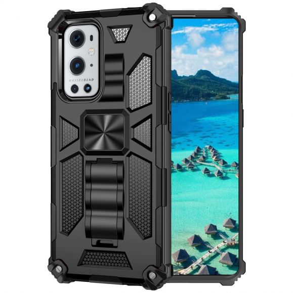 Coque OnePlus 9 Pro Suitcase Fonction Support