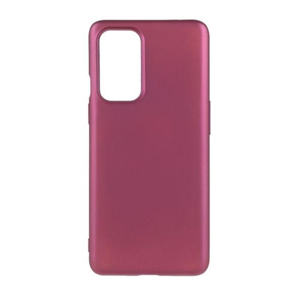 Coque OnePlus 9 Pro Guardian Series ultra fine mat - Vin rouge