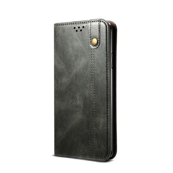 Housse Xiaomi Mi 11i / Poco F3 Ernestine coutures apparentes