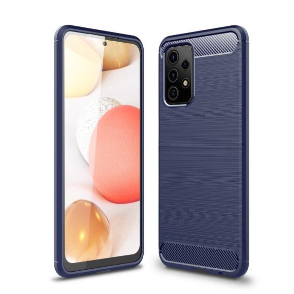 Coque Samsung Galaxy A52 / A52 5G en Silicone Effet Brossé
