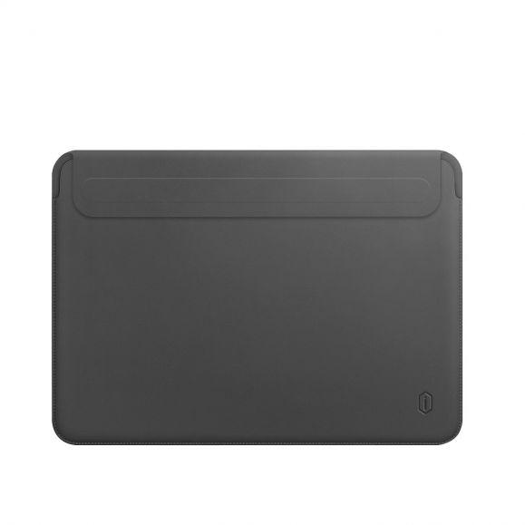 Housse MacBook Pro 16 pouces Étanche ultra fine - Gris Foncé