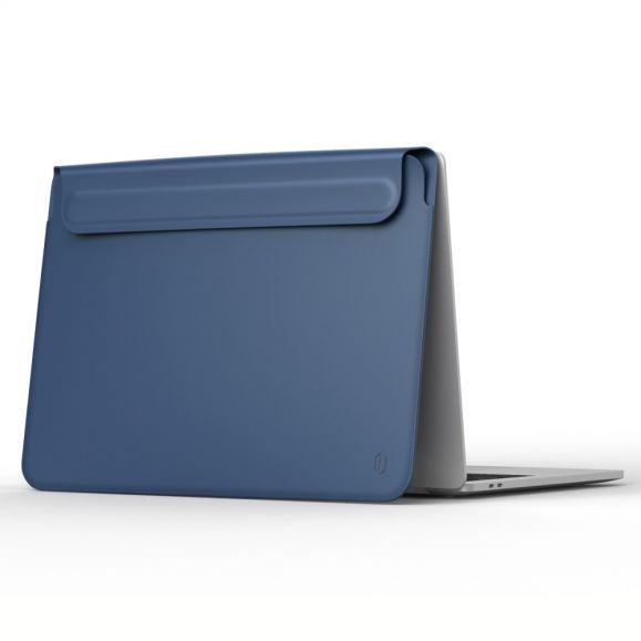 Housse MacBook Pro 16 pouces Étanche ultra fine - Bleu marine