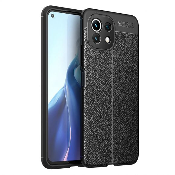 Coque Xiaomi Mi 11 Lite / Mi 11 Lite 5G Finition Grainé en Silicone