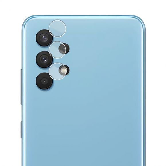 Verre Trempé pour lentille du Samsung Galaxy A32 4G (3 pièces)