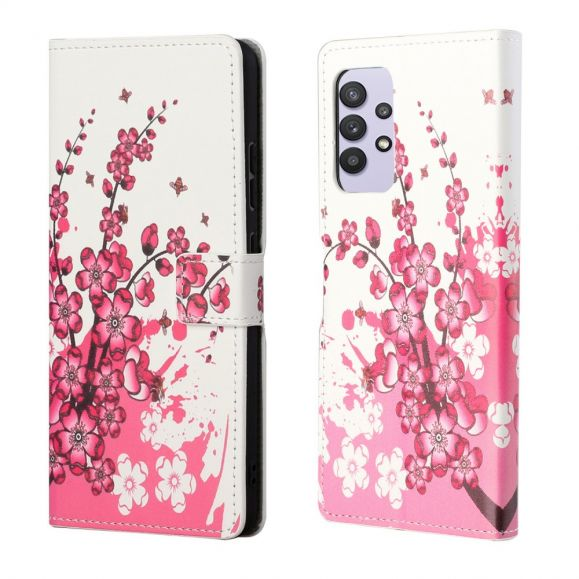 Housse Samsung Galaxy A32 4G Abricotier du Japon